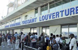 Aeropuerto Internacional Toussaint Louverture de Puerto Príncipe
