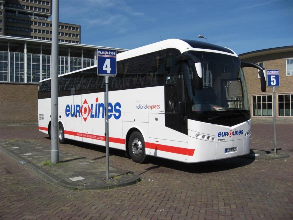 Autobús hacia Alemania