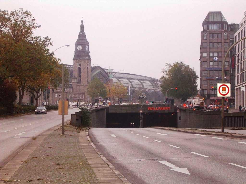 Como llegar a Hamburgo