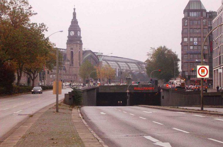 Hamburgo cuenta con autopistas y carreteras nacionales