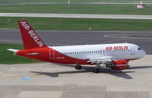 Air Berlín una aerolínea de bandera Alemana