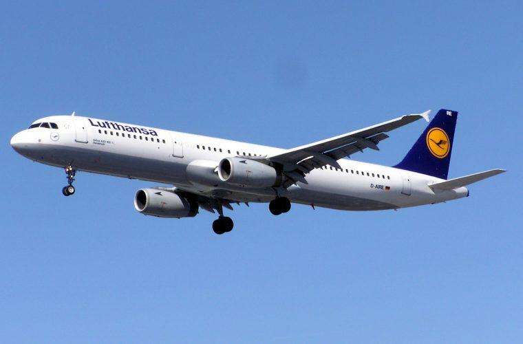 Lufthansa, una de las aerolíneas más importante en Alemania