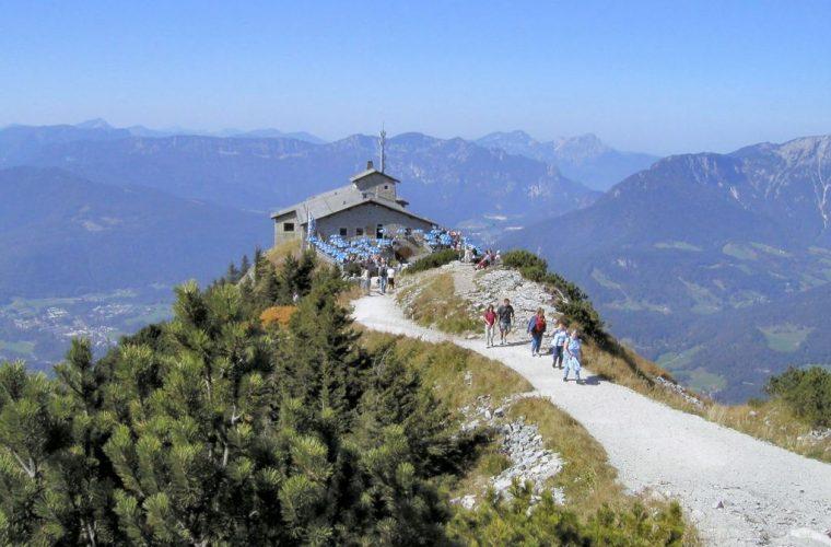 Recorrido turístico por el Eagle's Nest en Alemania
