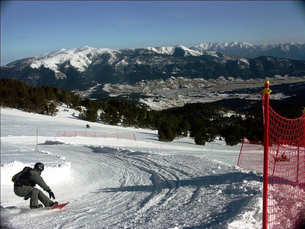 Estaciones de esquí en Alemania
