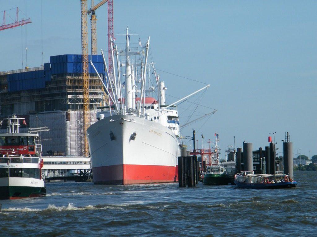 Hamburgo, economía y puerto