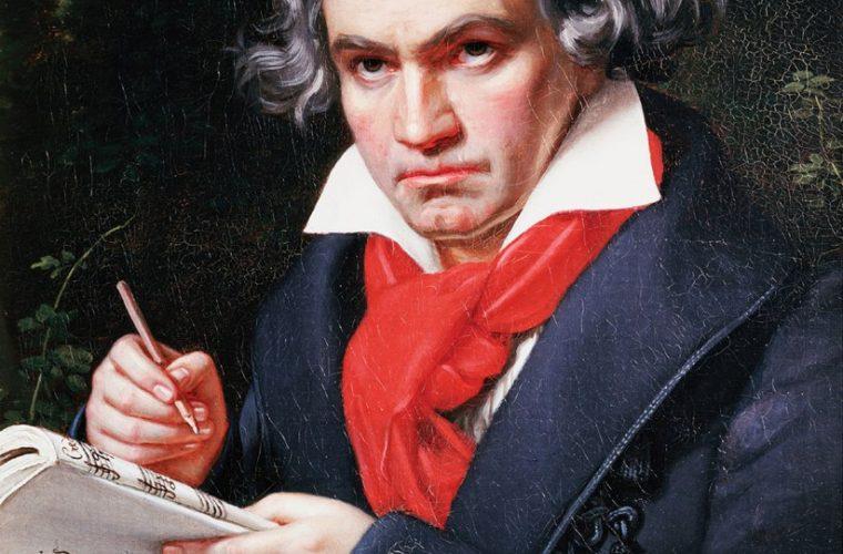 Ludwig van Beethoven, compositor alemán nacido de una familia de origen flamenco