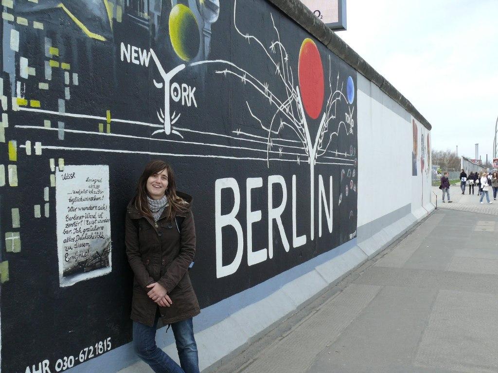 La ruta del lujo incluye la visita al Muro de Berlín