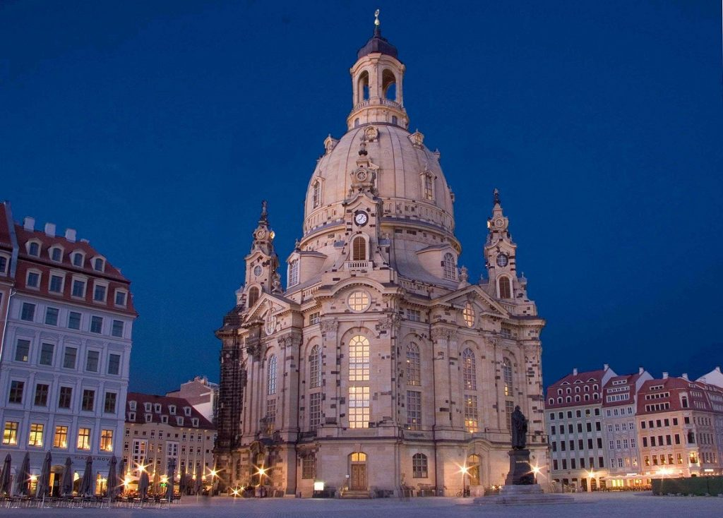 Recorridos turisticos en Alemania, Dresden