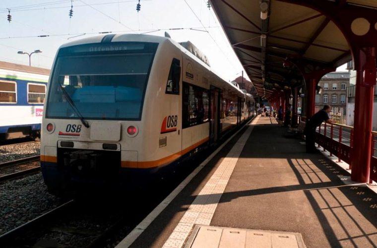 Llegar en tren desde cualquier país de Europa