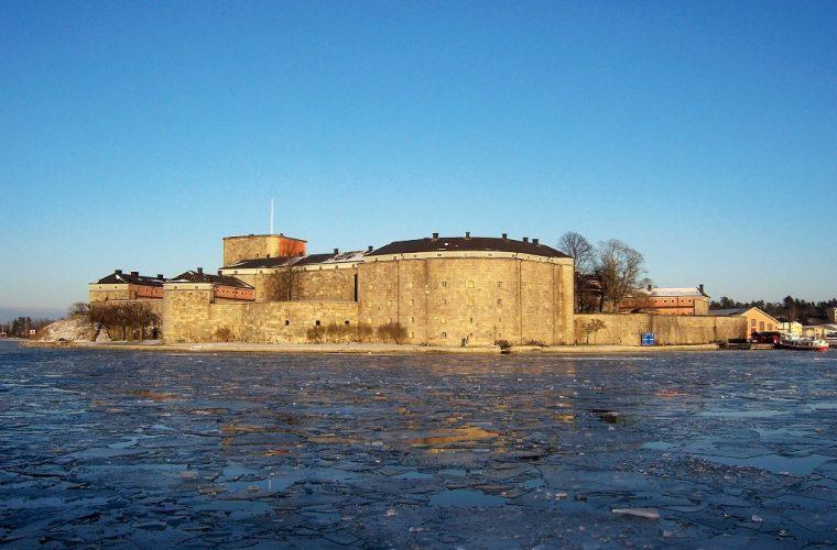 Castillo Vaxholm