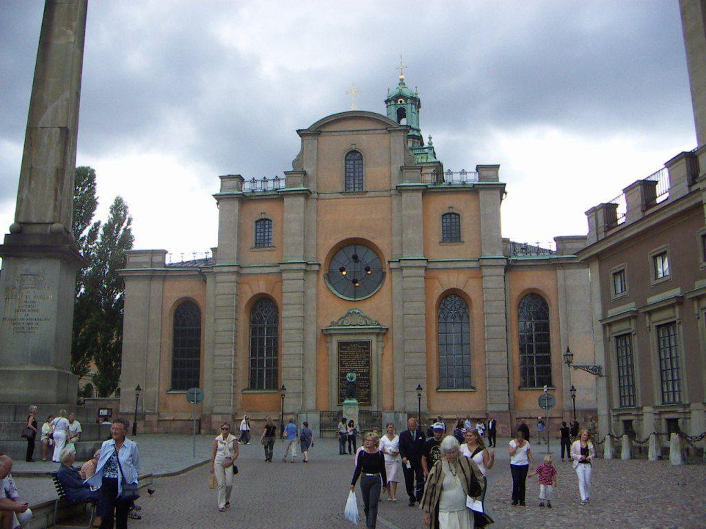 Catedral de San Nicolás de Estocolmo