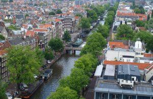 Clima de Ámsterdam