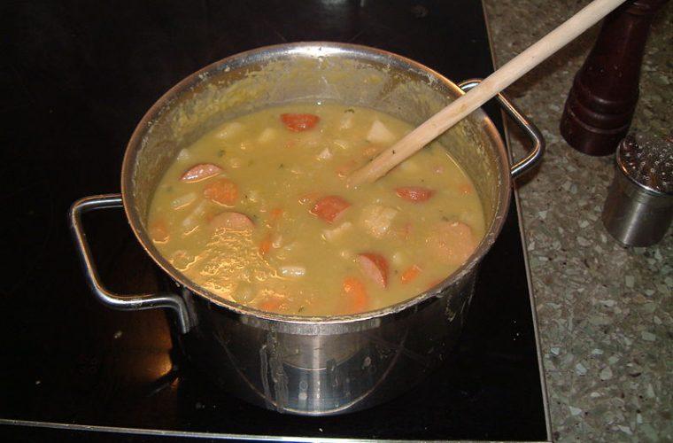 Sopa de Guisantes