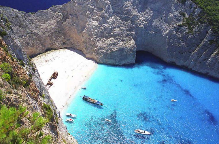 Isla Grecia