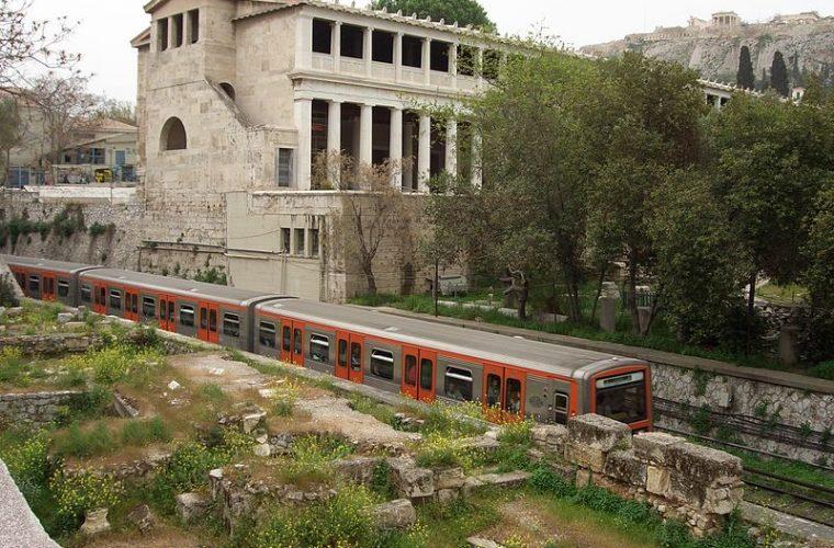 Atenas Metro