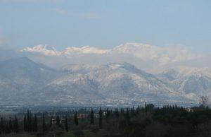 Parque Nacional del Monte Olimpo