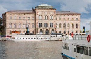Museo Nacional Estocolmo