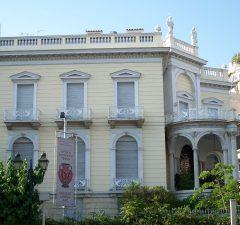 Museo de Arte Cicládico de Atenas