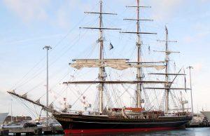 Ámsterdam: llegar por mar