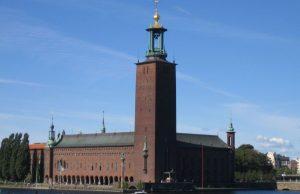Stadshuset (Ayuntamiento de Estocolmo)