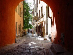 Estocolmo Gamla Stan