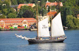 Viajes a Estocolmo por mar