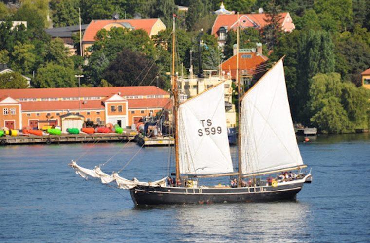 Viaje por mar