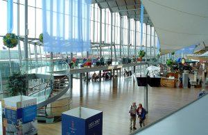 Aeropuerto de Estocolmo - Arlanda