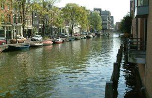 Ámsterdam, la vibrante capital de Holanda
