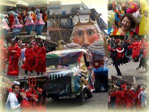 Carnavales Grecia