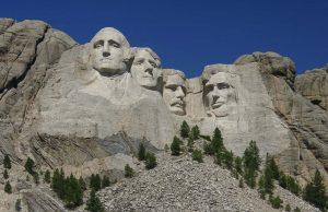 Memorial Nacional Monte Rushmore