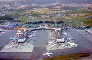 Aeropuerto Internacional de Sao Paulo-Guarulhos