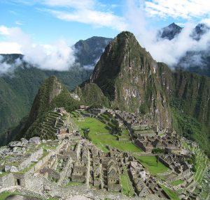 Ciudadela de Machu Picchu (Perú)