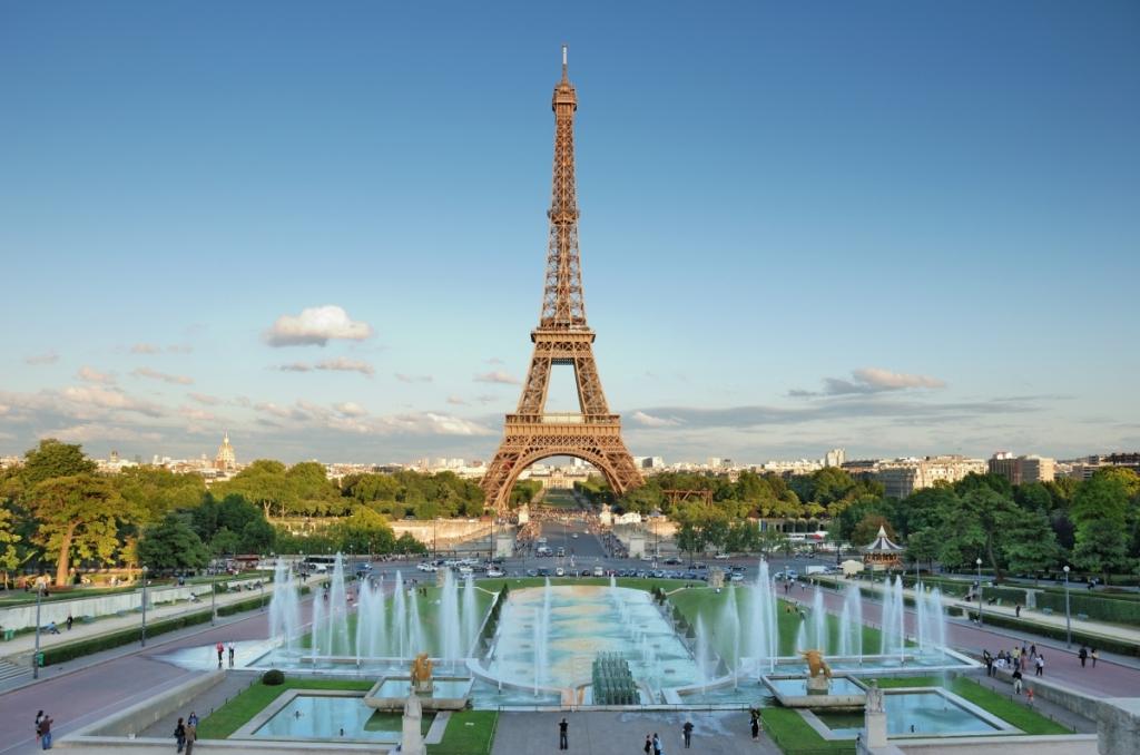 Vista de la Torre Eiffel