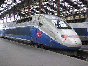 Tren de alta velocidad TGV