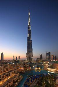 Burj Dubai en edificio más grande del mundo