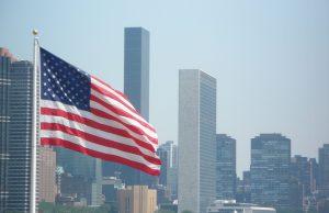 Vista de Estados Unidos
