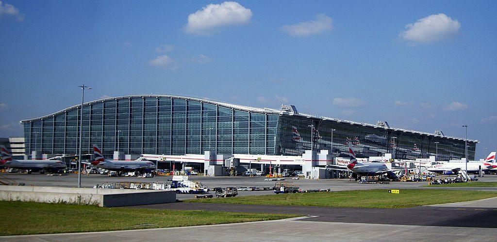 Aeropuerto de Londres-Heathrow Terminal 5