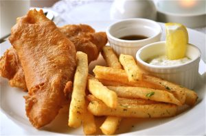 Fish and Chips (Inglaterra)