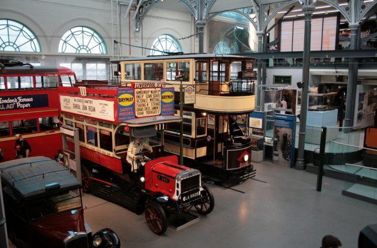 Museo de Transporte de Londres