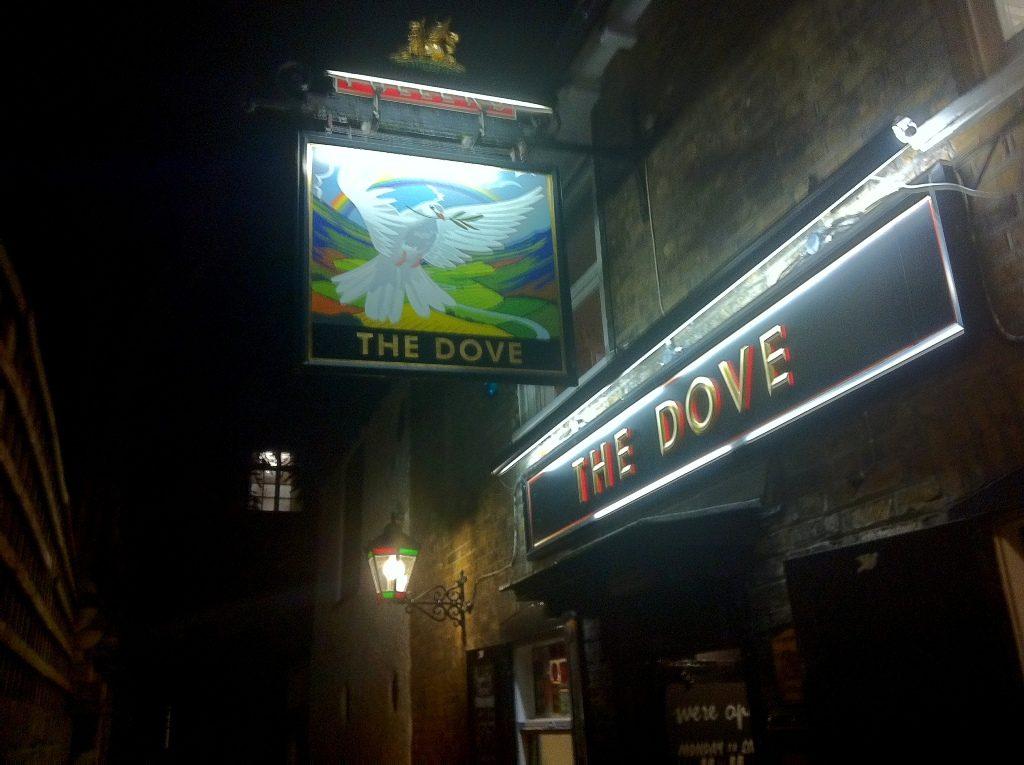 Pub The Dove (Londres)