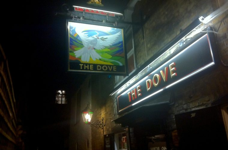 Pub The Dove (Londres)