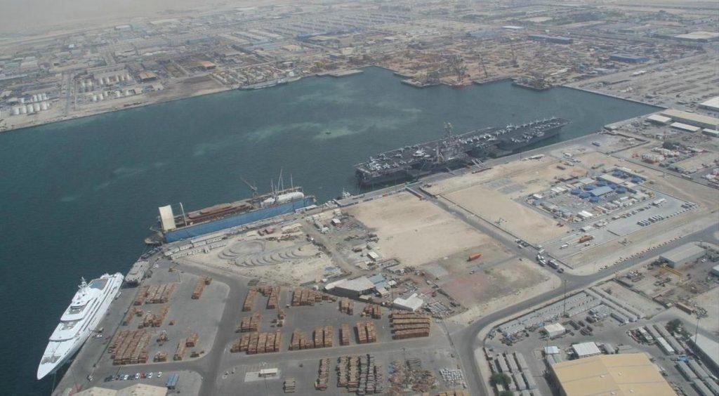 Puerto Jebel Ali