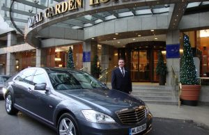 Hoteles en el centro de Londres con Parking