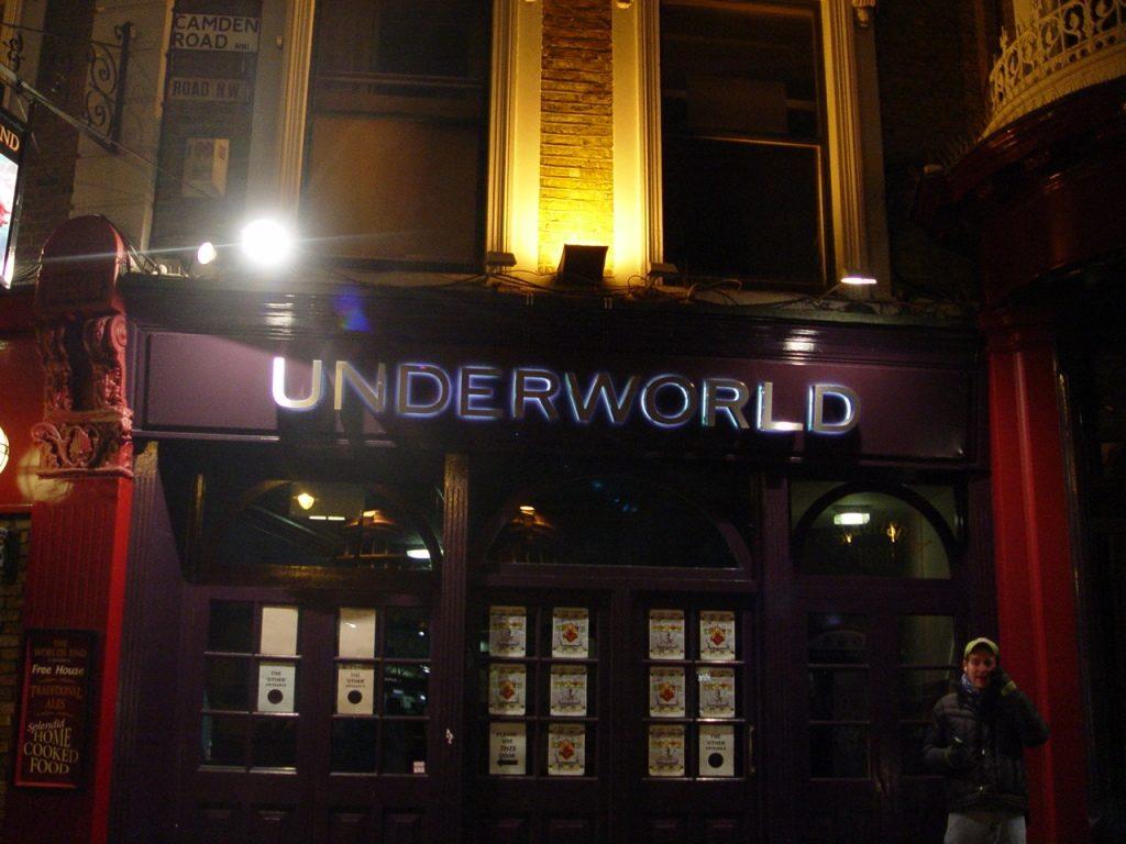 Underworld Night Club (Londres)