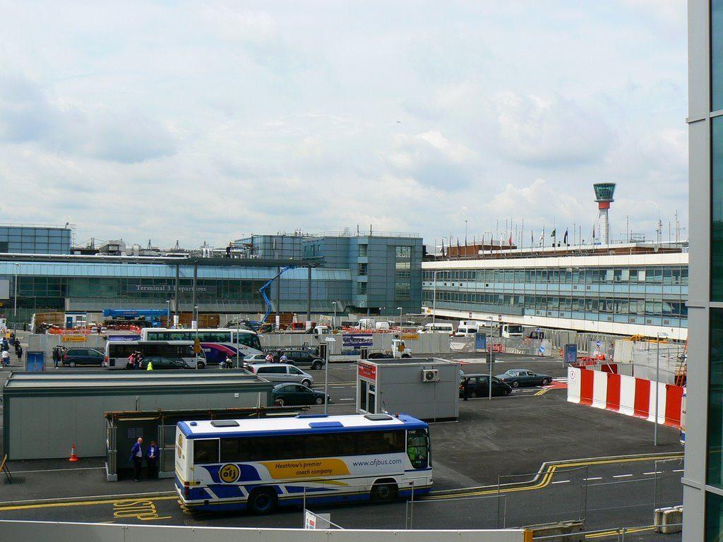 Hoteles En El Aeropuerto De Londres Heathrow