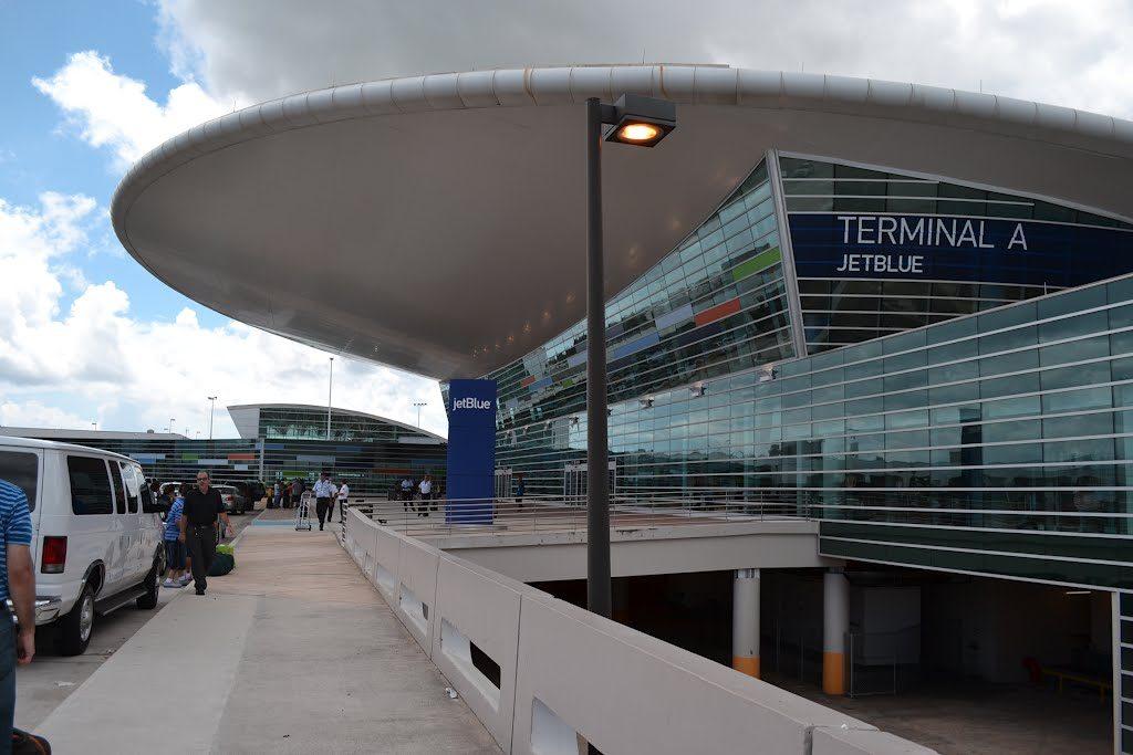 Terminal A del Aeropuerto Luis Muñoz Marín