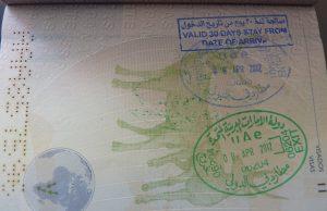 Visa para Dubai