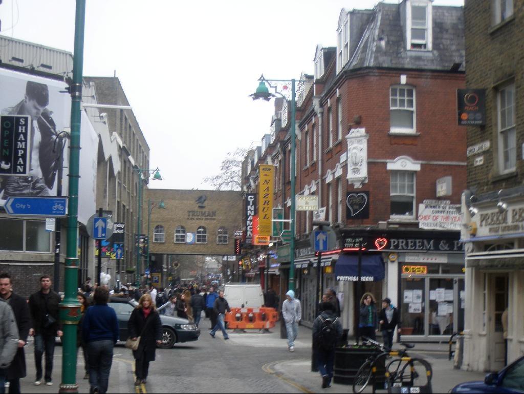 East End Londres