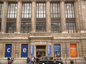 Museo de Ciencias de Londres